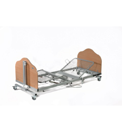 Budget Low Entry Nursing Bed
