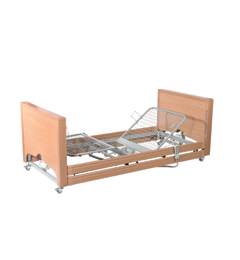 High Quality Low Entry Nursing Bed